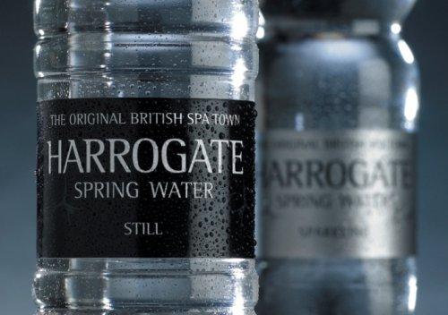 GLITCH Harrogate Spa mineral water scanning @ 80p not £4 @ Asda (24 x 500ml)