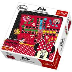 Minnie Mouse and Cars Ludo game £5.00 @ TheToyShop
