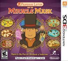 Professor Layton And The Miracle Mask   (3DS) £9.99 Delivered @ 365 Games