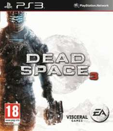 Dead Space 3 (PS3) - £5 @ GAME