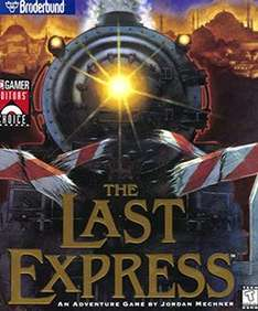 The Last Express Gold Edition £1.25 on Valve (Steam)
