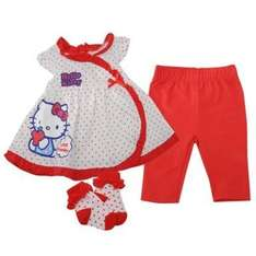 Hello Kitty sale  from 99p plus £3.99 p&p @ sportdirect online
