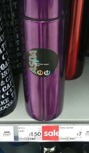 1L flask purple £1.50 @ Asda instore