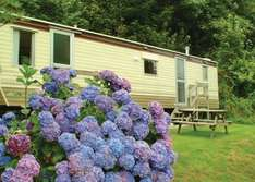 Hoseasons Sun Valley Holiday Park, Cornwall £300 for 4 or 6 people 23rd August