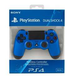 Blue Sony Dual Shock 4 Controller - £50 Amazon - IN STOCK
