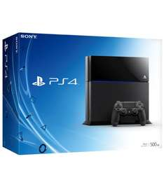 PlayStation 4 500 GB Console PS4 @ eBay / shopto_outlet - £299.99
