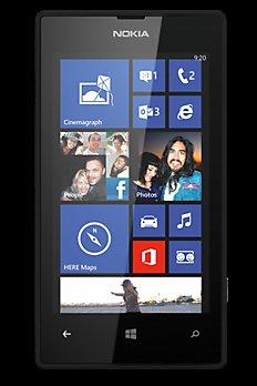 Nokia LUMIA 520 (upgrade offer) windows smartphon @ CARPHONE WAREHOUSE - £49.95