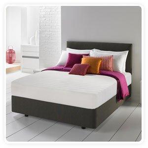 Silent Night 7 Zone memory foam mattress - Double £159.99 (RRP £449.99)  @ Amazon (European double £164.99, super kind £209.99)