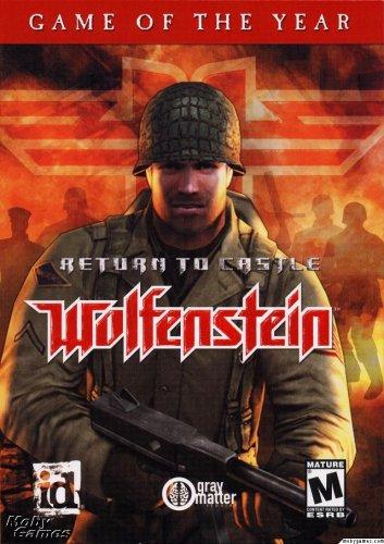 Wolfenstein 3D 60p, Return To Castle Wolfenstein £1.20, Doom 3 £1.20 @ GMG