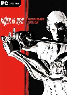 Killer is Dead - Nightmare Edition [Steam Code] approx £7.82 @ Amazon.com