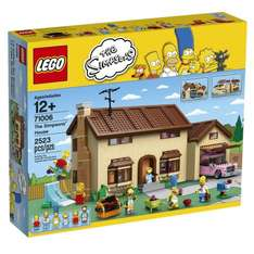 Lego Simpsons House 71006 £154.64 delivered from Amazon Italy