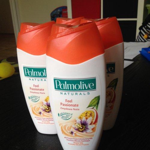 Palmolive naturals shower milk 50p @ asda In store