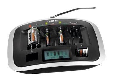 Lidl:Tronic Rapid Charger TLG1000 C4 £13.99 @ Lidl instore