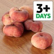 Flat peaches or nectarines £1.00 per pack @ Tesco