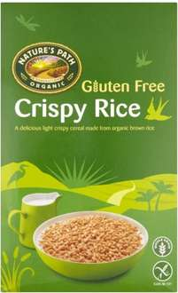 Nature's Path (Free From GLUTEN)) Organic Crispy Rice Cereal (284g) was £2.50 now £1.66 @ Waitrose