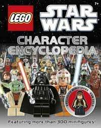 LEGO Star Wars Encyclopedia with mini figure 75% off and Buy One Get One Half Price £1.87 at WH Smiths In store (Kendal)