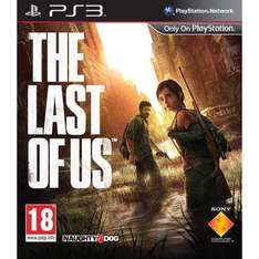 The Last Of Us (PS3 Pre Owned) £14.99 Delivered @ GamesCentre