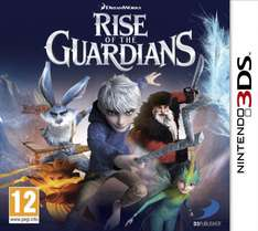 Rise of the Guardians £7.98 Delivered for 3DS @ Amazon.co.uk (Sold by Select Games)