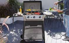 Cairns G300 3 Burner Gas BBQ £75.00 In store @ B&Q