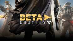 Get access to the Destiny Beta for Free, for being on O2