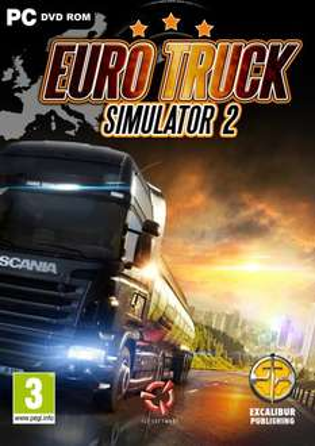 Euro Truck 2 Collector's Bundle (Steam) £6.95 @ Bundle Stars