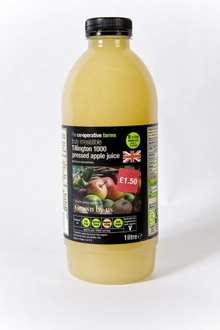 1 Litre Bottles of Co-Operative Not From Concentrate Juices £1 @ 'Mid Counties' Co-Operative instore