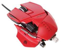 Mad Catz R.A.T.7 Gaming Mouse - Red £50 @ Ebuyer