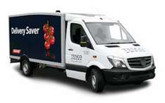 Tesco clubcard points are worth double when put towards their delivery plans