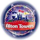 Alton Towers Offer.Parent and Toddler Mid-week offer £12 Entrance  Free Parking  Free Hot Drink
