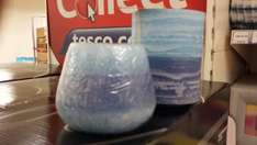 Harbour rustic bowl candle and 2pk large pillar candles both at 87p each @ Tesco