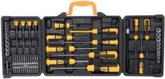 Rolson Tools 36820 60 Piece Screwdriver Set in Blow Moulded Case £9.99 @ Amazon