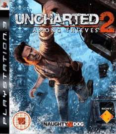 15 Uncharted 2: Among Thieves £4 at game + free delivery (preonwed)