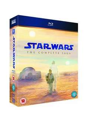 Star Wars: The Complete Saga (Blu-Ray) £39.99 Delivered @ Base (4.2% TCB)