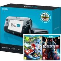 Wii U premium (ex display) with Nintendoland, Mario Kart 8 & Mass Effect 3 £189.95 delivered @ thegamecollection