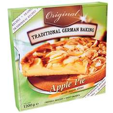 The Traditional German Bakery Apple Pie (1200g) ONLY £1.50 @ Heron Foods