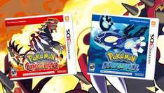 Pokemon alpha sapphire and omega ruby £30.50 delivered at gameseek