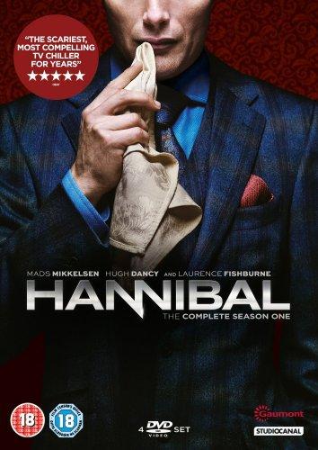Hannibal - Season 1 [DVD] - £10.00 @ Amazon AND Asda Living Instore
