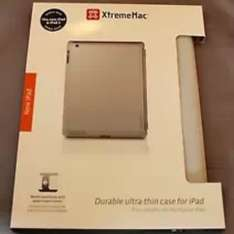 Xtrememac ipad 2 / 3 cover £1 instore in poundland ( types ~ ultra thin case / form fitting / textured etc)