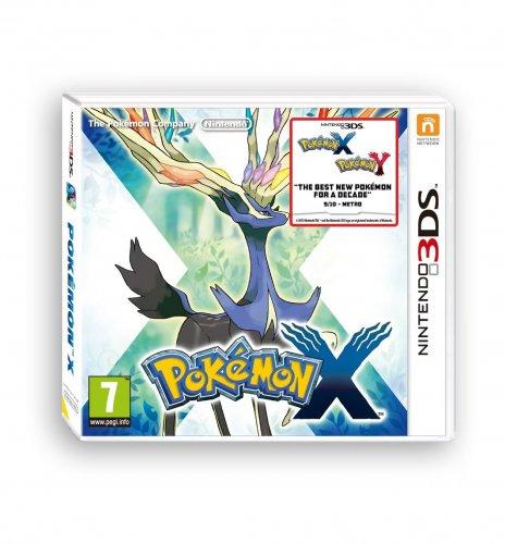 Pokemon X £21.40 Delivered @ Amazon