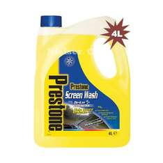Prestone Screenwash 4L Half price @ Tesco £2.50