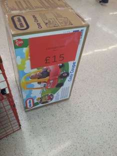 Little Tikes Cozy Coupe @ Asda Caerphilly and Cardiff, maybe national - £15