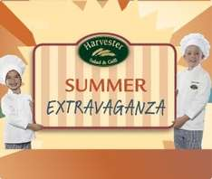 Harvester - 2 for £10 on takeaways until Oct 1st - Free desserts or starters with Meals instore also available - Nationwide