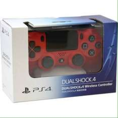 Dual shock 4 controller Magma Red £38.60 @ Play Asia