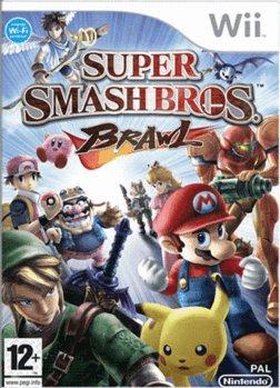 Super Smash Bros. Brawl (Wii) USED £8.99 [Game]