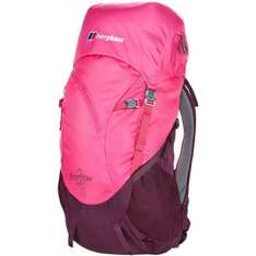 Fab Berghaus Freeflow II 20 Backpack knocked down from £69 to £26.54 @ Amazon (£24.42 after Quidco)