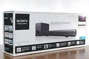 Sony HT-CT60 soundbar £75 @ ASDA Instore