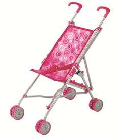 Kiddicare Little Belle Doll Stroller £2.00 + £2.99 delivery or spend over £29.99 at Kiddicare for Free Delivery
