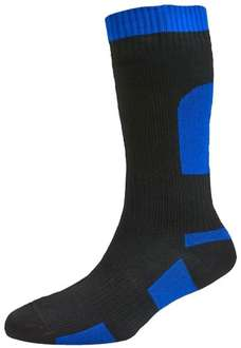 SealSkinz Men's Thick Mid Length Socks £14.93 delivered + 8% Quidco @ Amazon