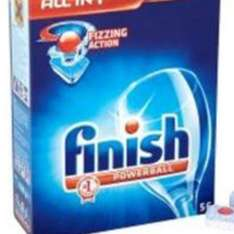 Finish dishwasher tablets 52 pack instore in co- op only was £12 now only £2.05
