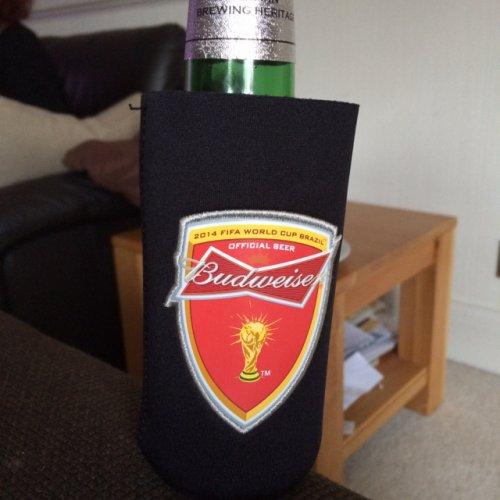 Beer cooler sleeve 5p @ Sainsburys instore